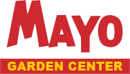 mayo garden center logo